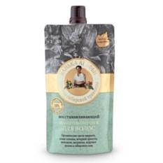 Восстанавливающий бальзам-питание для волос Бабушка Агафья