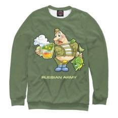 Свитшот Армия России. Настоящий полковник