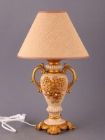 Светильник с абажуром, 47 см