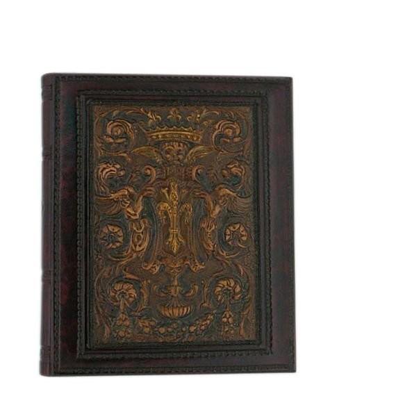 Кожаный фотоальбом Coat of Arms Florence