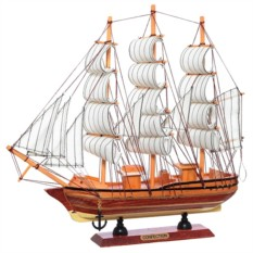 Корабль Charles Morgan