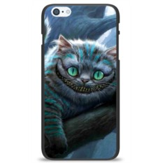 Чехол на телефон Чеширский кот