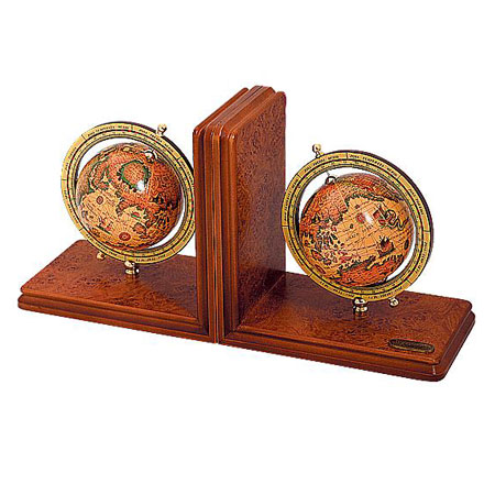 Настольный набор «Два глобуса»
