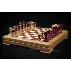 Шахматы «День Строителя»