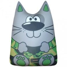 Игрушка-подушка антистресс Кот в форме