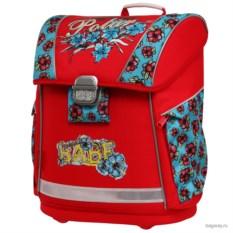 Красный ранец Polar School
