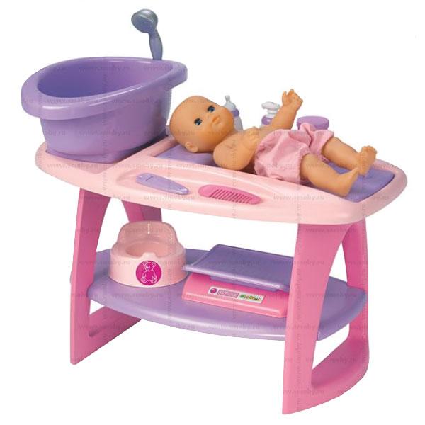Центр для купания куклы ladle a langer