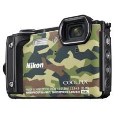 Подводный фотоаппарат Nikon Coolpix W300 Grey Camouflage