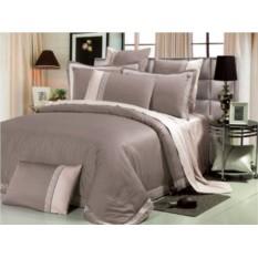 Комплект постельного белья из жаккарда люкс-сатин Asabella