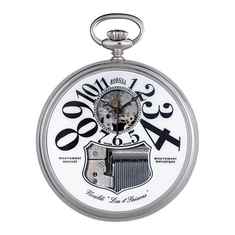 Часы карманные Baroque Boegli