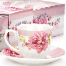 Кофейный набор из фарфора (12 предметов) Lorain