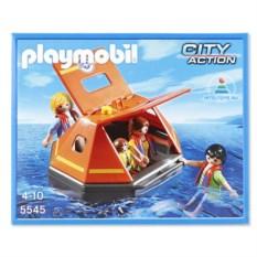 Конструктор Playmobil «Спасательный плот»