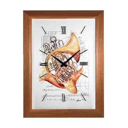 Настенные часы Lowell в коллекции Classic Large