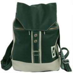 Компактный кожаный рюкзак