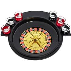 Игра «Пьяная рулетка» 6 стопок