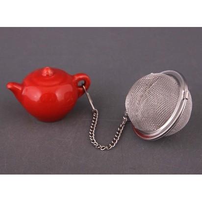 Набор для чая: сито с подставкой