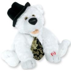 Поющая игрушка Медвежонок Августин