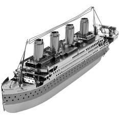 3D-пазл из металла «Титаник»