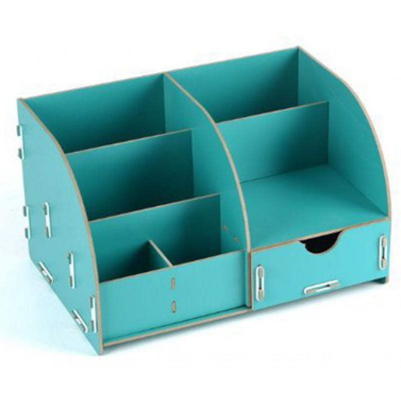 Голубой конструктор-органайзер