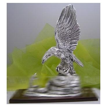 Композиция «Орёл и змея»