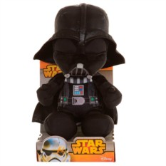 Мягкая игрушка Disney Star Wars Звездные войны Дарт Вейдер