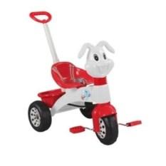 Велосипед Bunny с ручкой управления