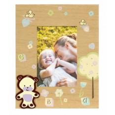 Рамка с вашим фото «Медвежёнок»