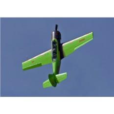 Сложный пилотаж на самолете Як-52 (20 минут с видео)
