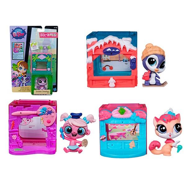 Игровой тематический набор Hasbro Littlest Pet Shop