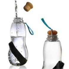 Голубая эко-бутылка с фильтром Еau Good