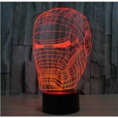 3D-светильник Ironman