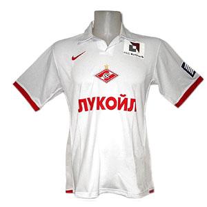 Майка игровая Спартак 2007