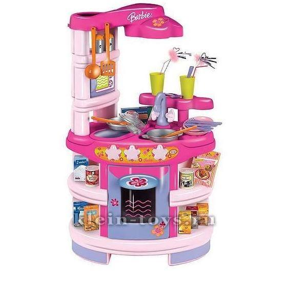 Кухня функциональная большая Barbie