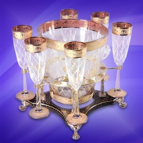 Набор для шампанского Авторитет
