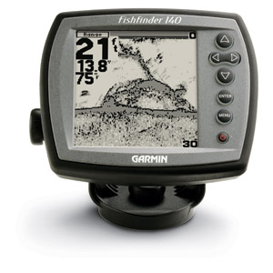 Эхолот Garmin Fishfinder 140