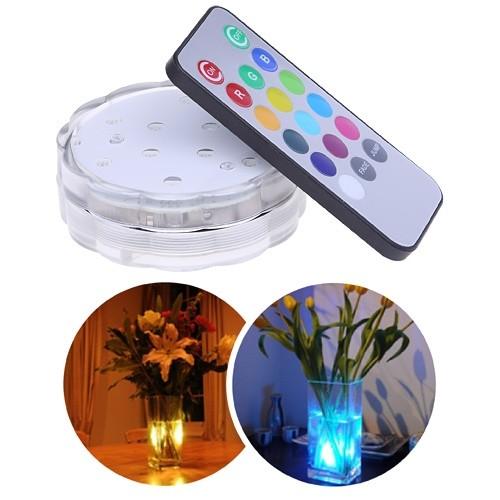 Набор водонепроницаемых ламп с пультом «Aqua»