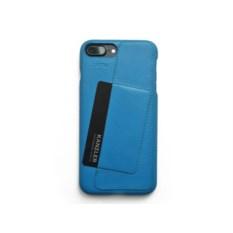 Синий чехол-бампер Zavtra для iPhone 7 Plus
