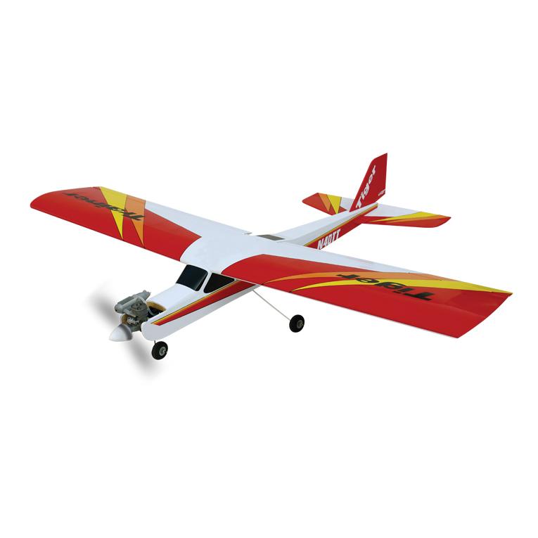 Радиоуправляемый самолет TIGER TRAINER 60