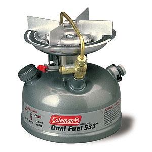 Бензиновая горелка Coleman Sportster с кейсом