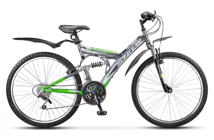 Горный велосипед Stels Focus V 18 sp (2015)