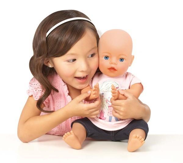 Кукла Baby born Хлопаем в ладоши
