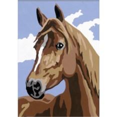 Набор Ravensburger Лошадь. Раскраски по номерам