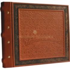 Семейный фотоальбом в стиле 19 века, модель 2