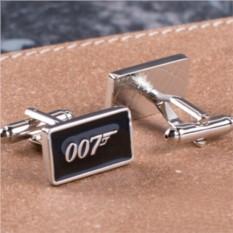 Запонки Агент 007