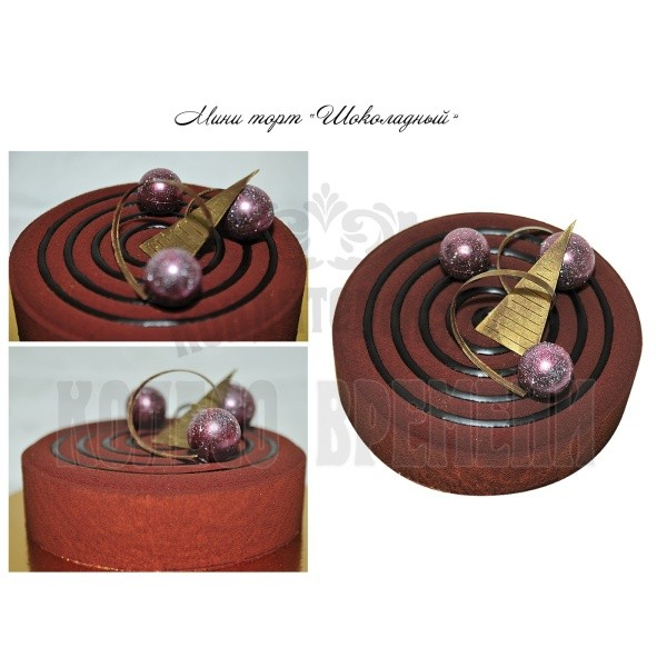 Шоколад декор для тортов своими руками