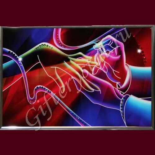 Картина из кристаллов Swarovski Предложение