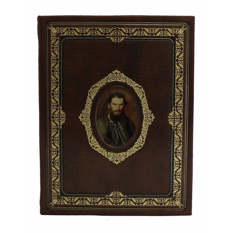 Книга Собрание сочинений. Толстой Л.Н. Ваш Лев Толстой