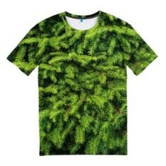 Мужская футболка 3D Я ёлка
