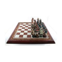 Шахматы Гвардейцы и Пираты