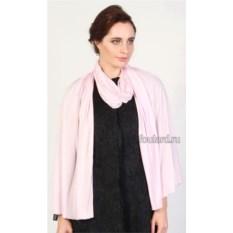Светло-розовый женский шарф Laura Milano